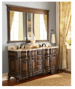 Bathroom Double Vanities on Double Vanity Is Master Bathroom Zen    Bathroom Vanities Articles