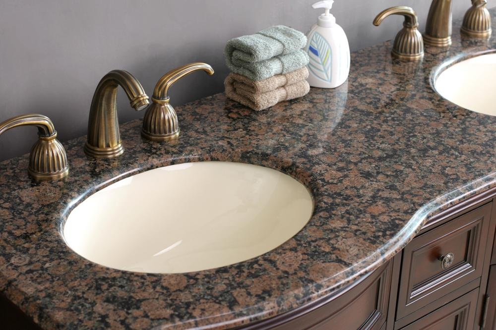 Beautiful stone countertops