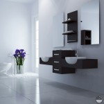modus floating double sink vanity
