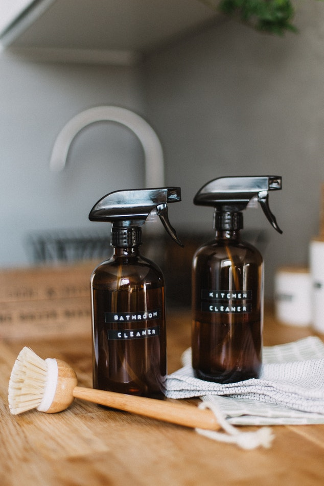 cleaning your bathroom all purpose cleaners
