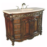 Exceptionnel Antique Bathroom Vanities
