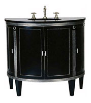 Dark U0026 Black Bathroom Vanities