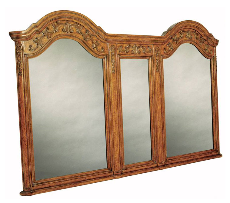 Matching Private Retreat Large Mirror