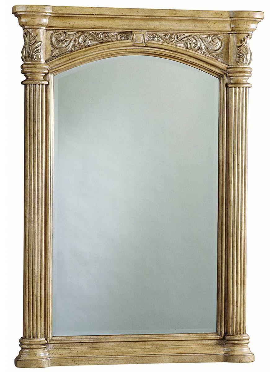 Provincial Bathroom Mirror - Light