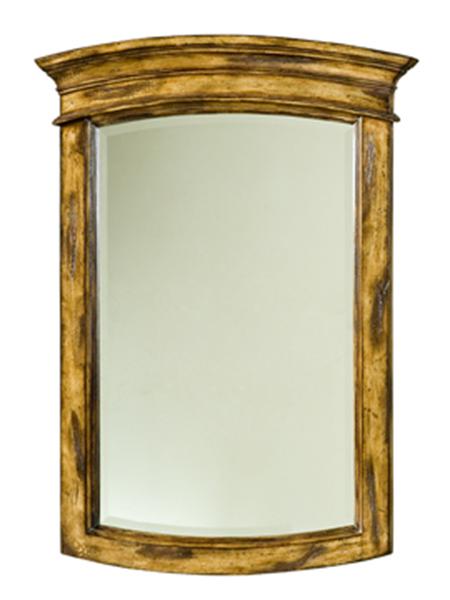 Matching Rustico Mirror