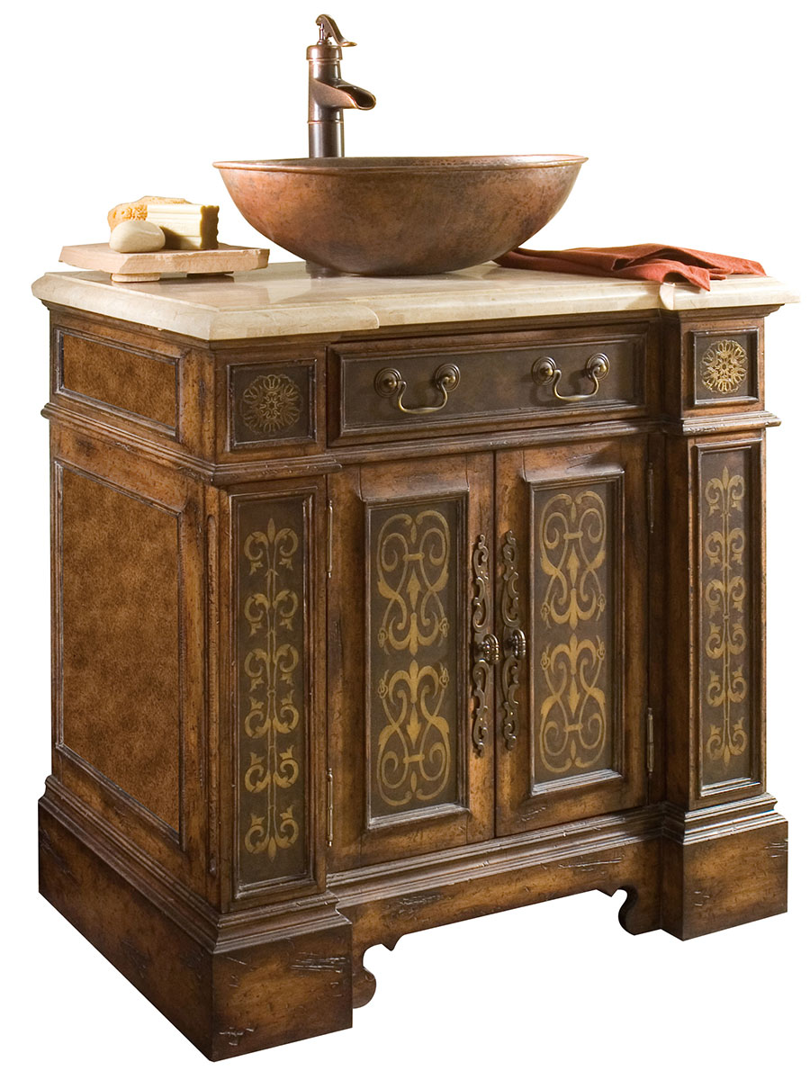 "32"" Esperanza Single Vessel Sink Vanity"