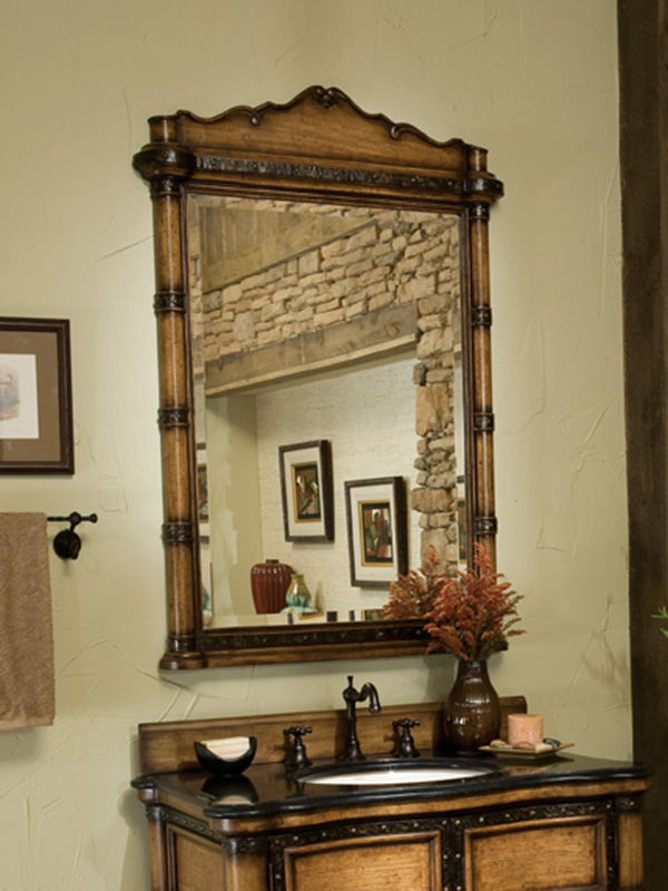 Matching Roman Mirror