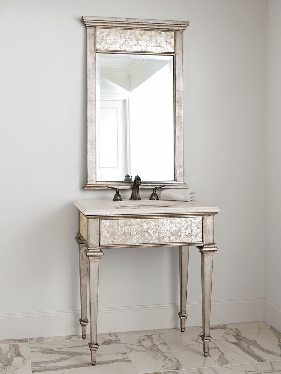 "32"" Marquee Single Bath Vanity - with Optional Mirror"