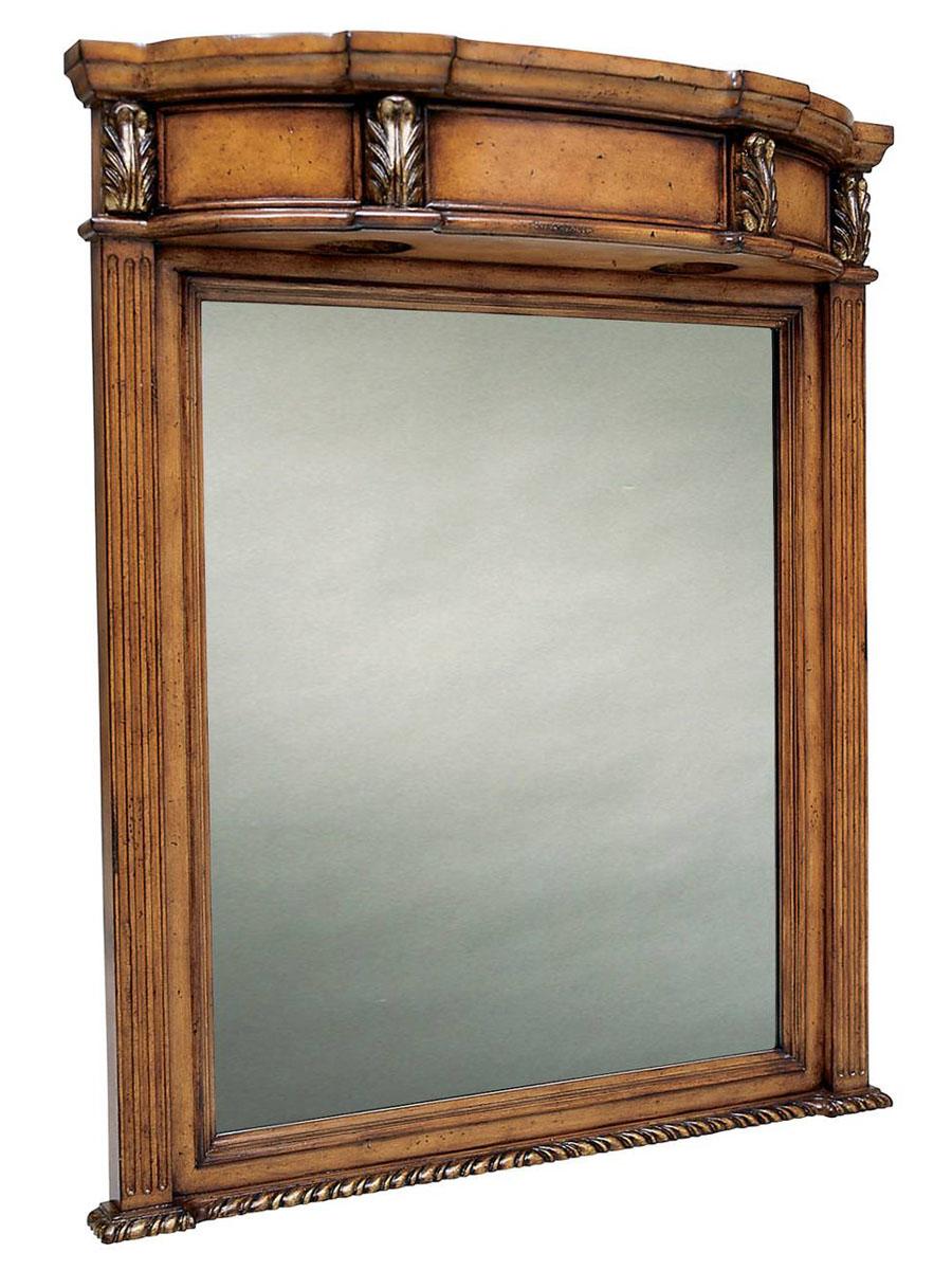 Light Demilune Lighted Mirror