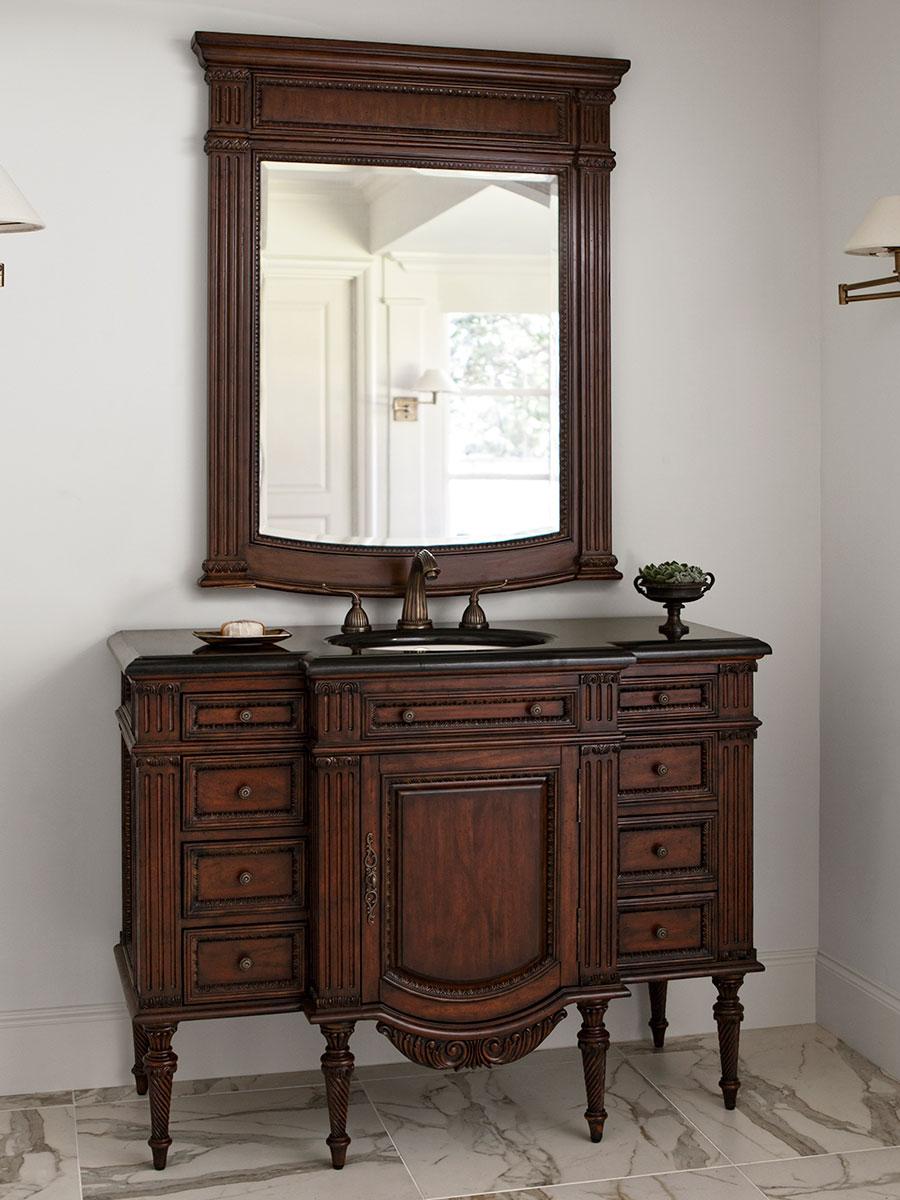 "50"" Mozart Single Bath Vanity"