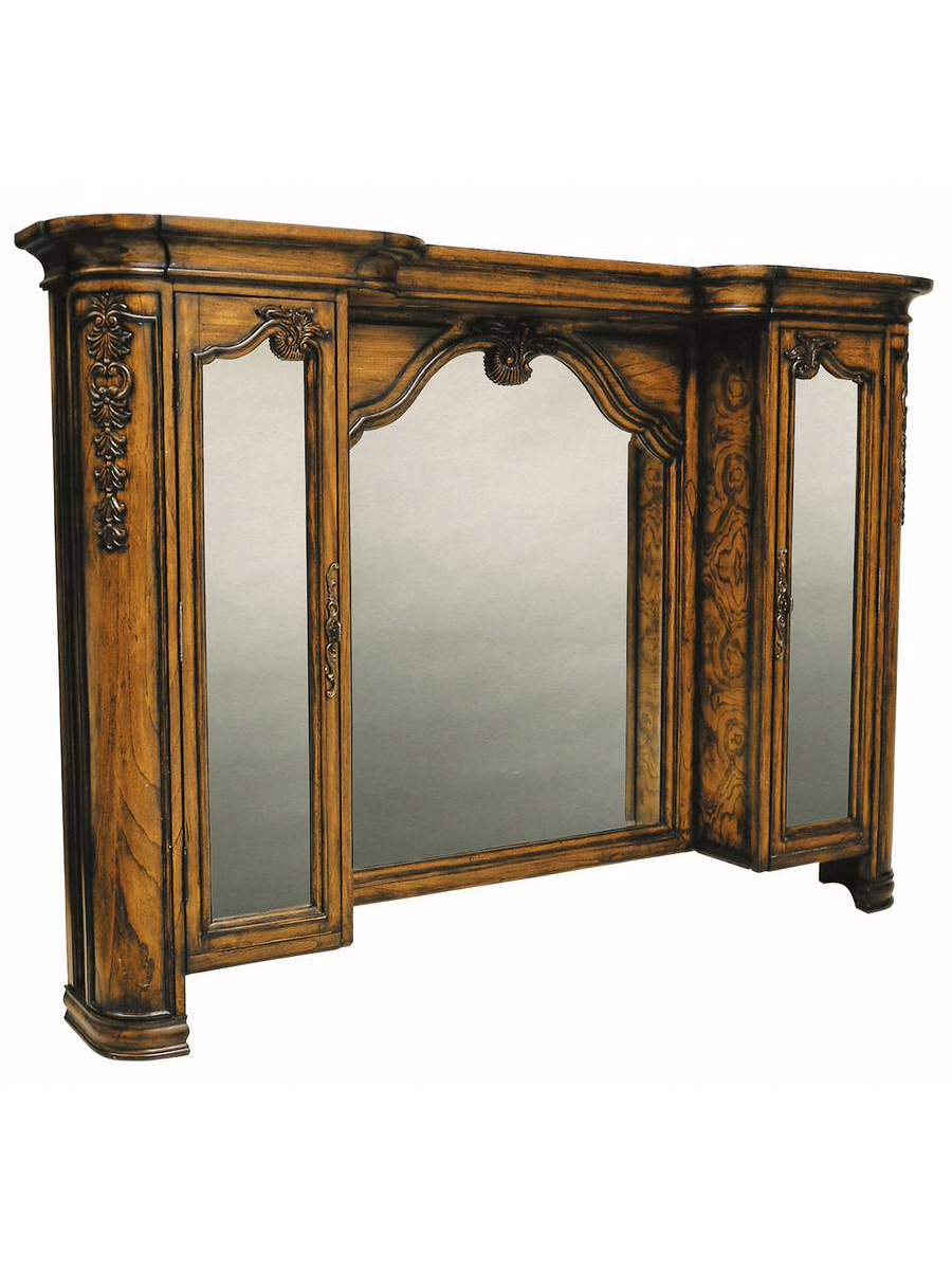 Trenton Grand Lighted Hutch