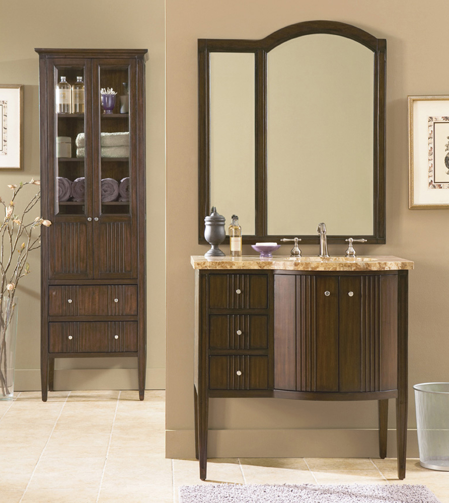 Shown with matching Willowbend Vanity