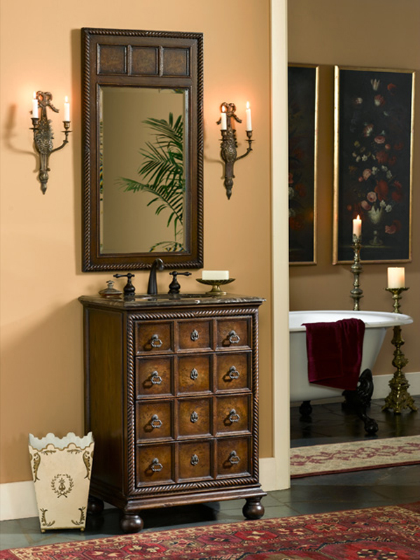 Shown with matching Augustine Vanity