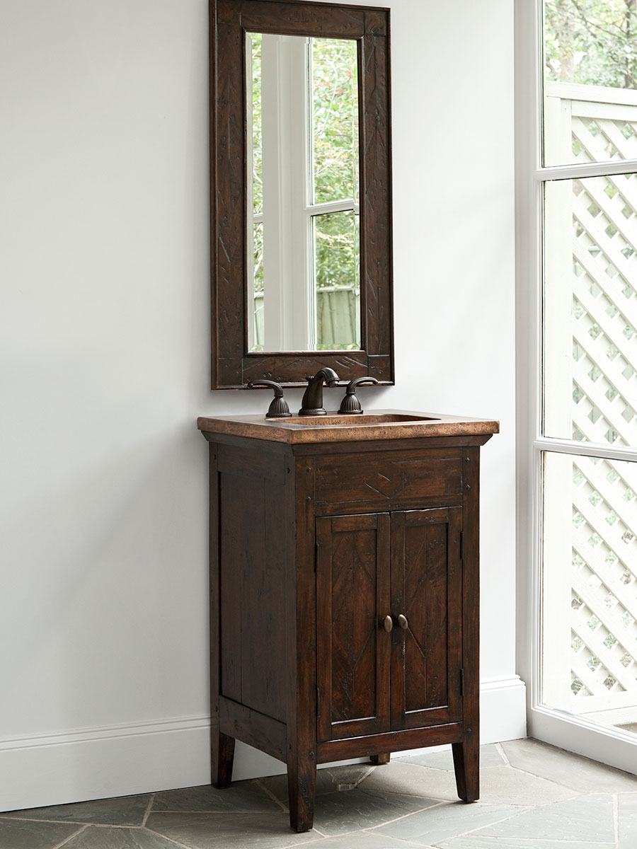"22"" Cobre Single Bath Vanity"