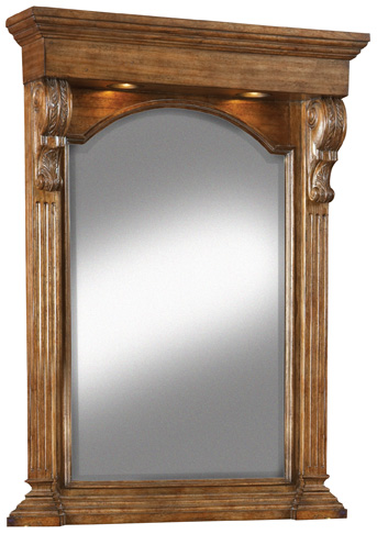 Paolo Lighted Vanity Mirror