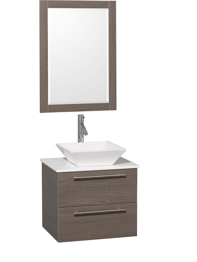 Shown with White Porcelain Sink