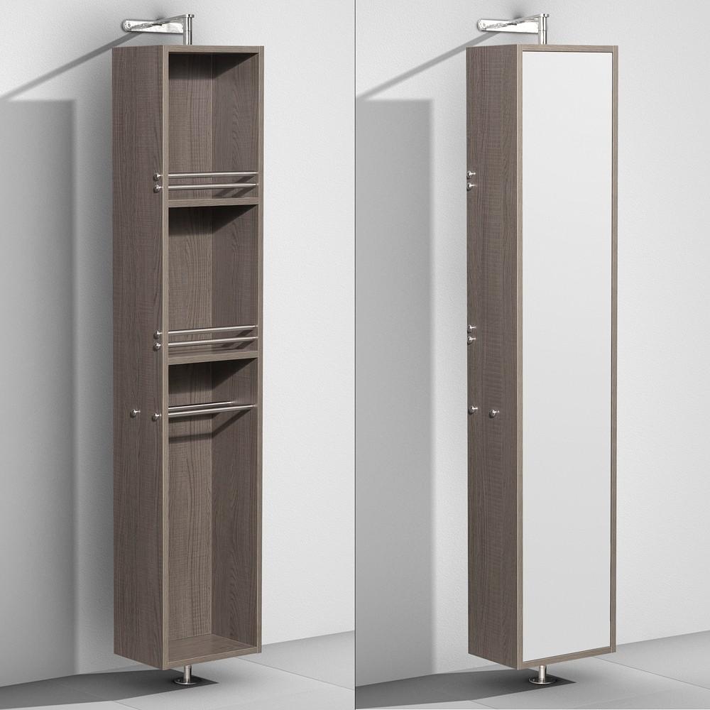 Optional Rotating Floor Cabinet