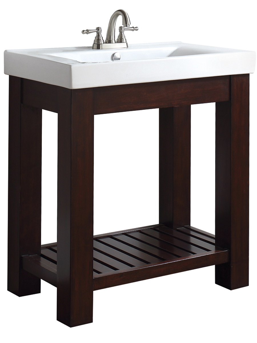 "30"" Vianos Single Bath Vanity"
