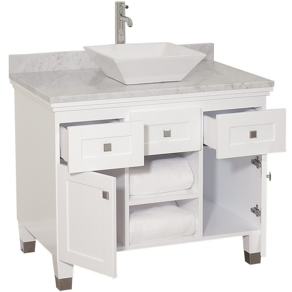 Two Single-Door Cabinets And Two Drawers