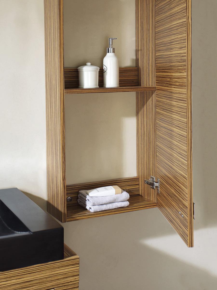 Optional Wall Shelf