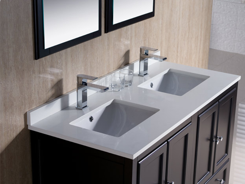 48 Oxford Double Sink Vanity Espresso