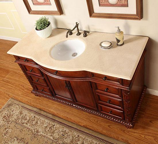 "60"" Octavius Single Bath Vanity"