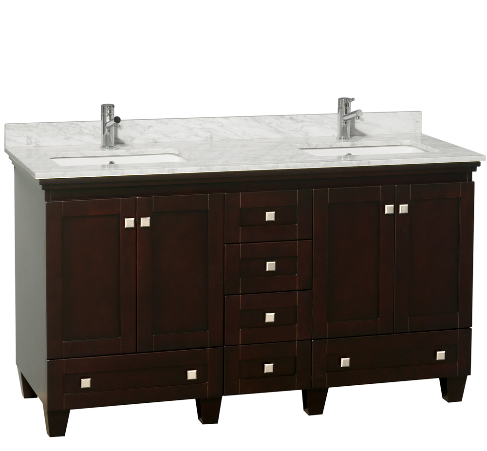 "60"" Acclaim Double Vanity"