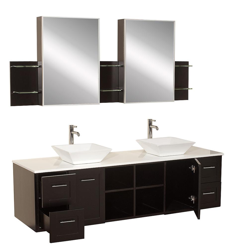 Two Single-Door Cabinets