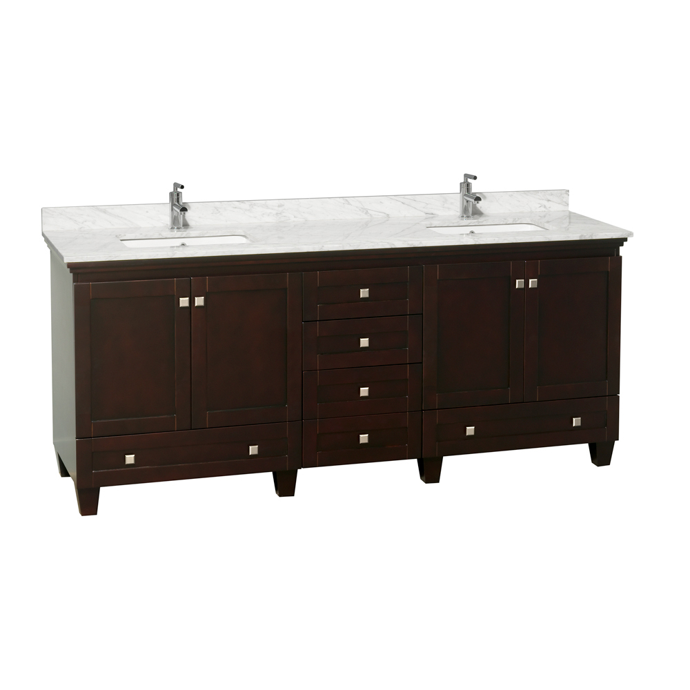 "80"" Acclaim Double Vanity"