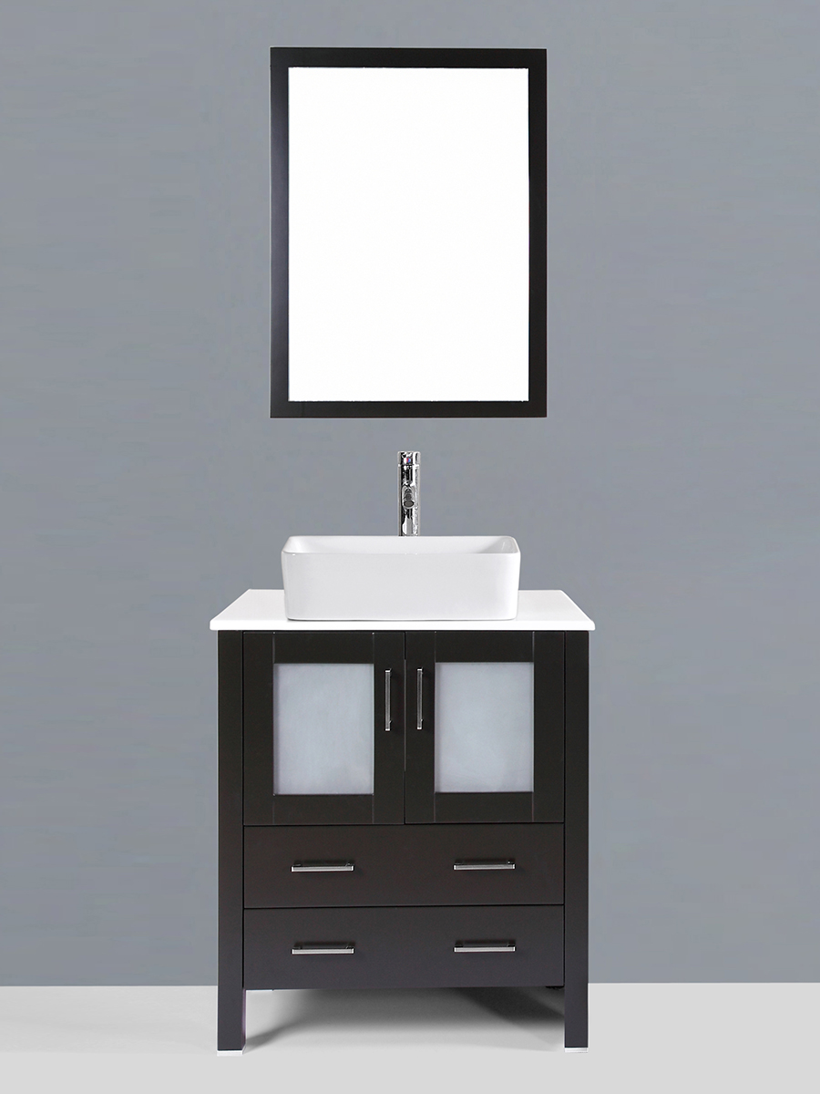 Widmore Single Vanity with Square Sink