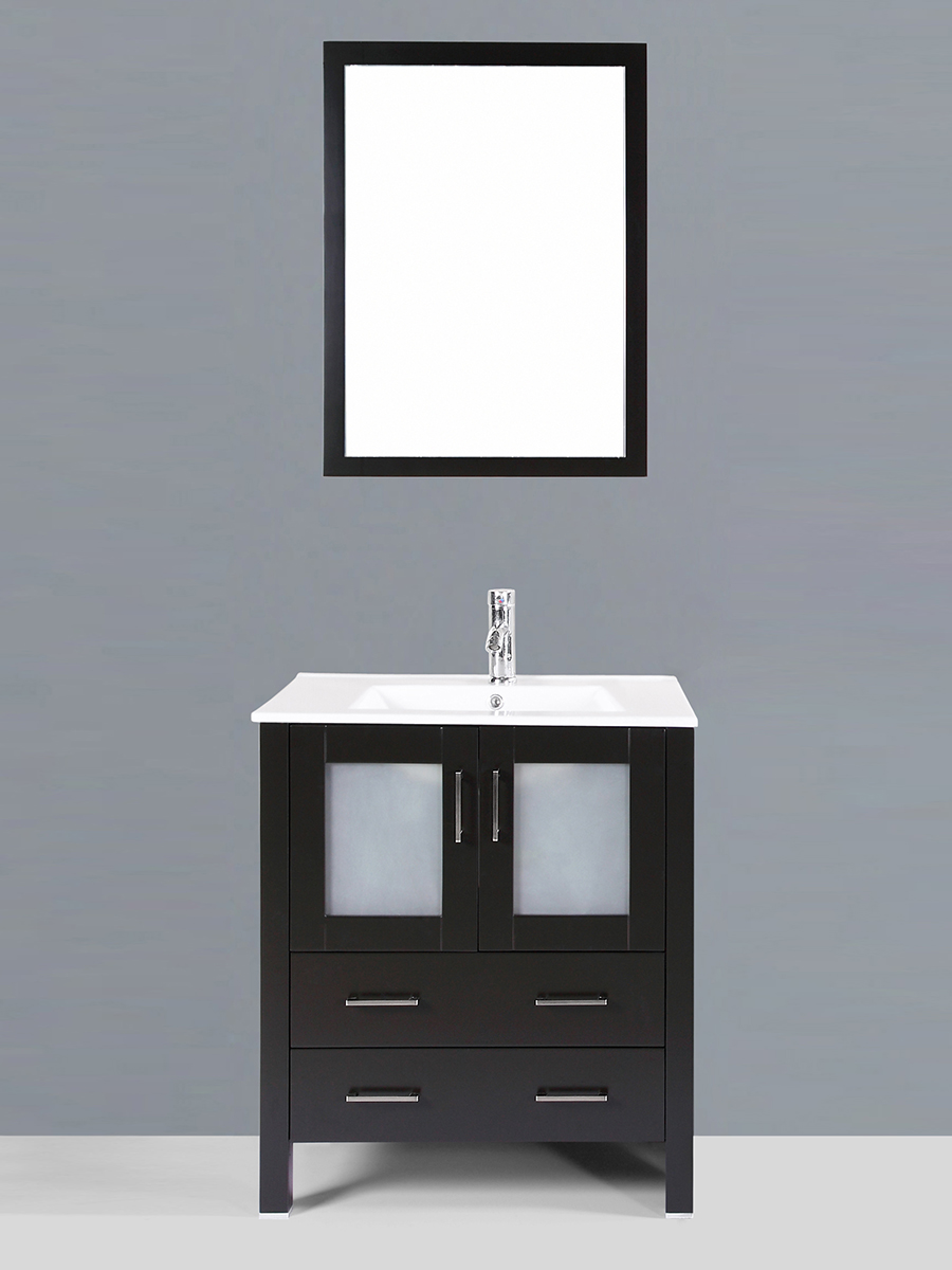 Widmore Single Vanity with Undermount Sink