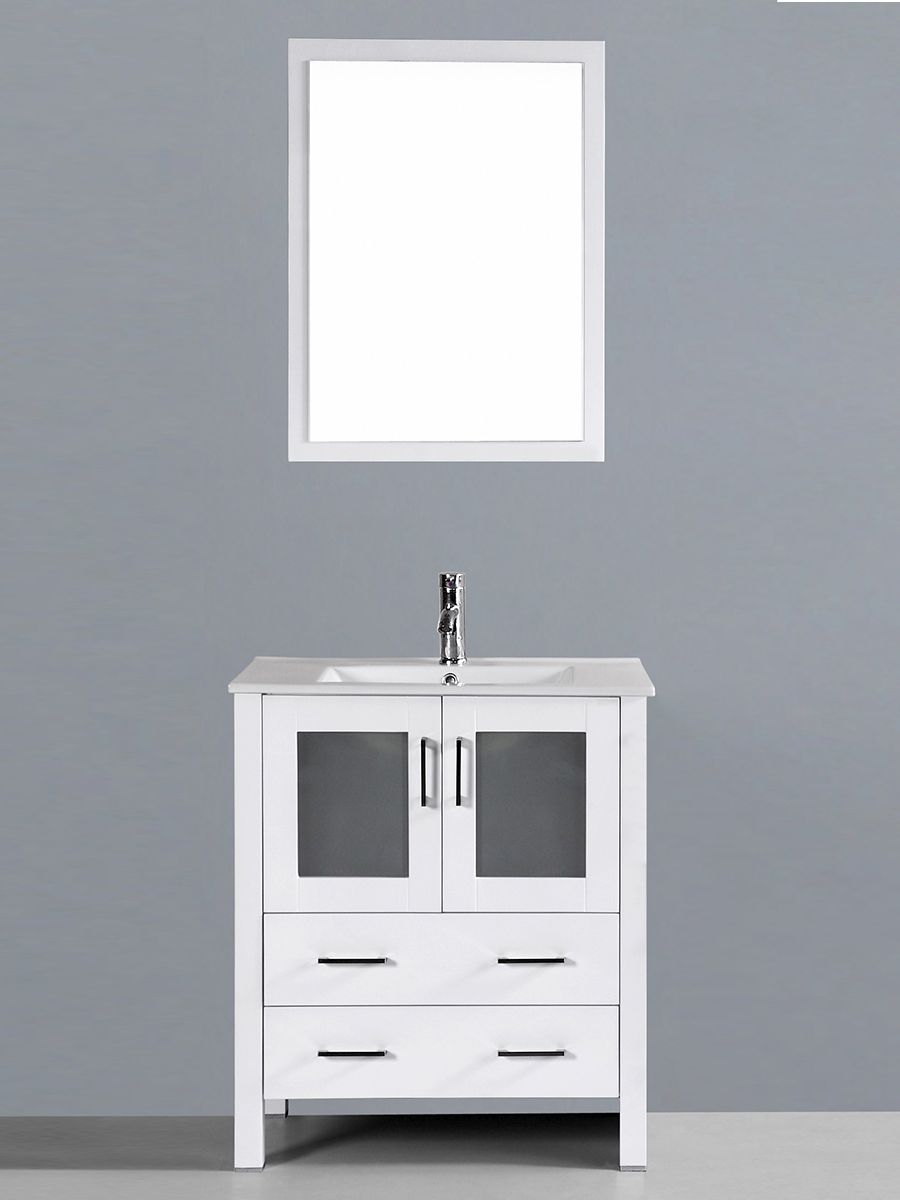 Spencer Single Vanity with Undermount Sink