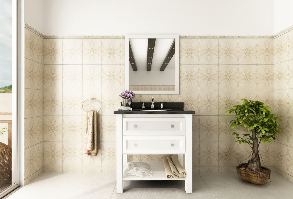 """31"""" Helix Single Bath Vanity"""