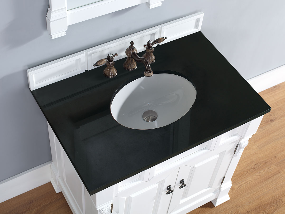 Absolute Black (Polished) Stone Top