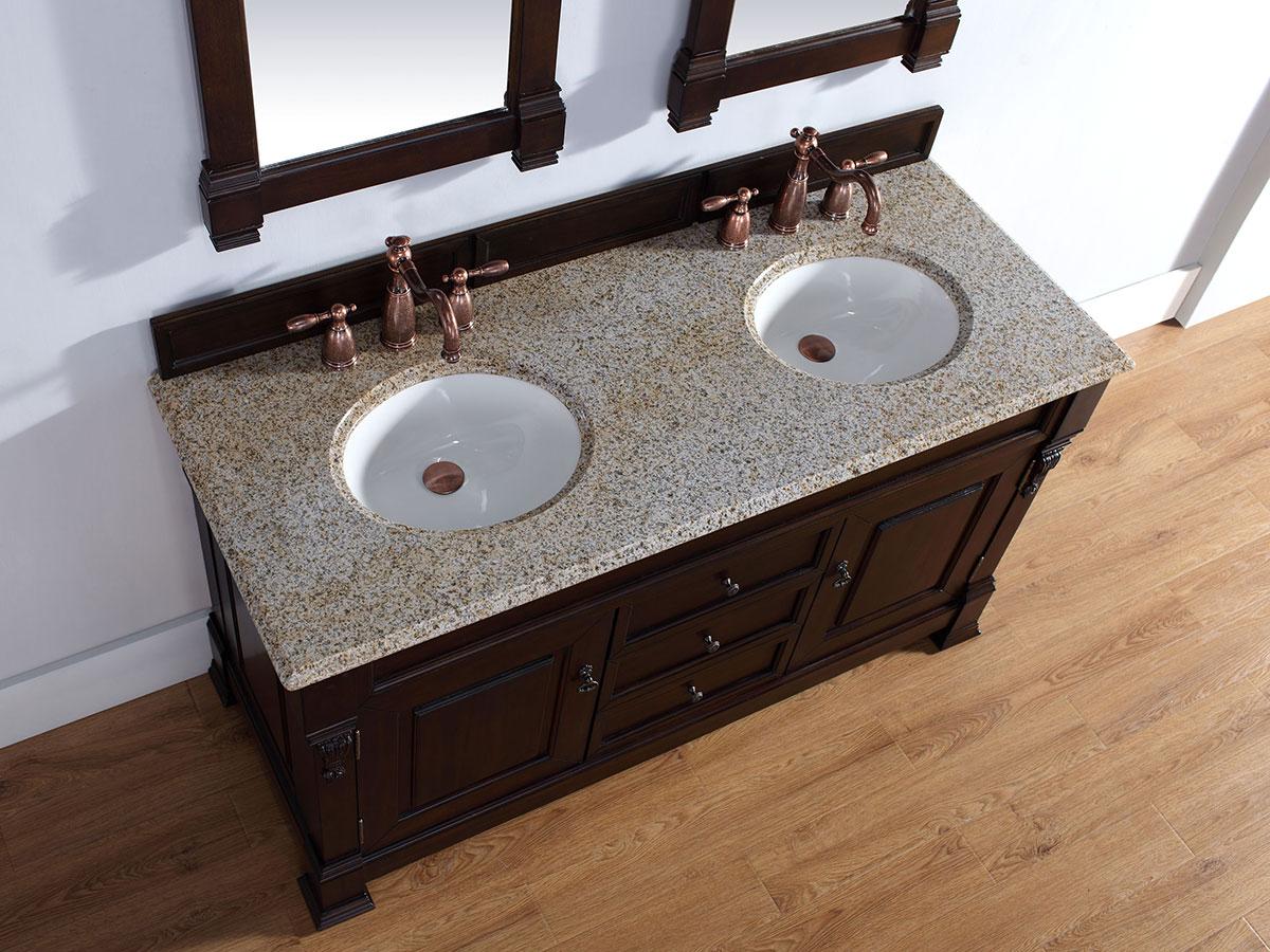 Rust Beige Stone Top