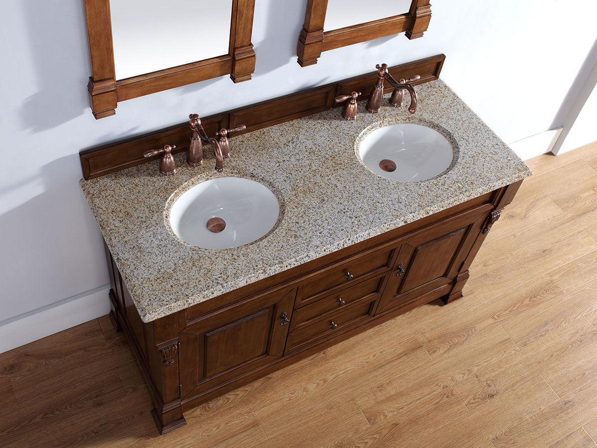 Rust Beige Stone Top