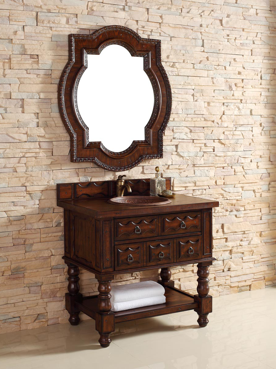 36 Quot Castilian Single Bath Vanity Bathgems Com