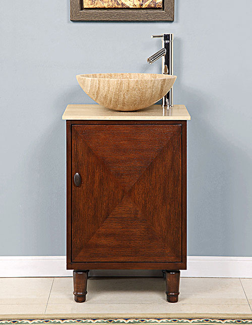 Lorne Vessel Sink Vanity