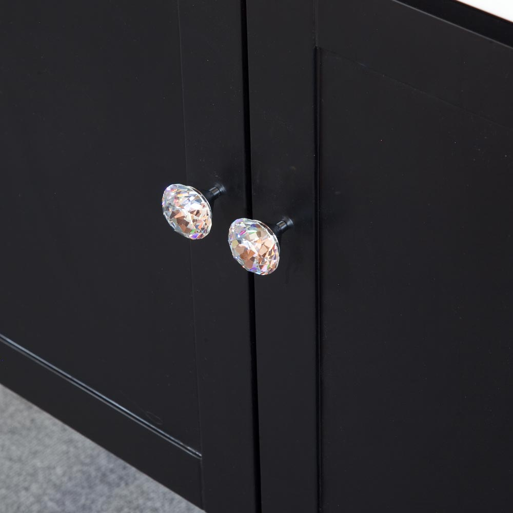Genuine Crystal Knobs