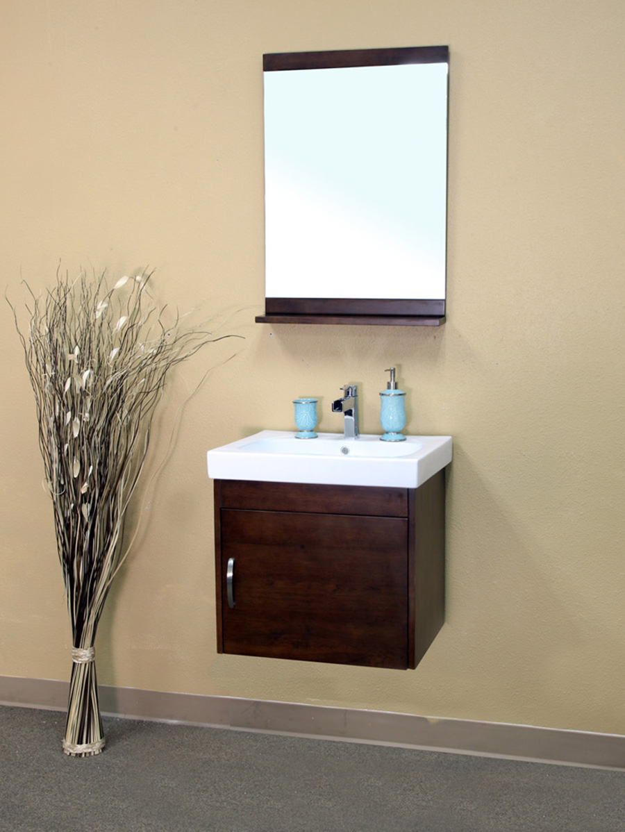 "24.4"" Cerrillos Single Bath Vanity"
