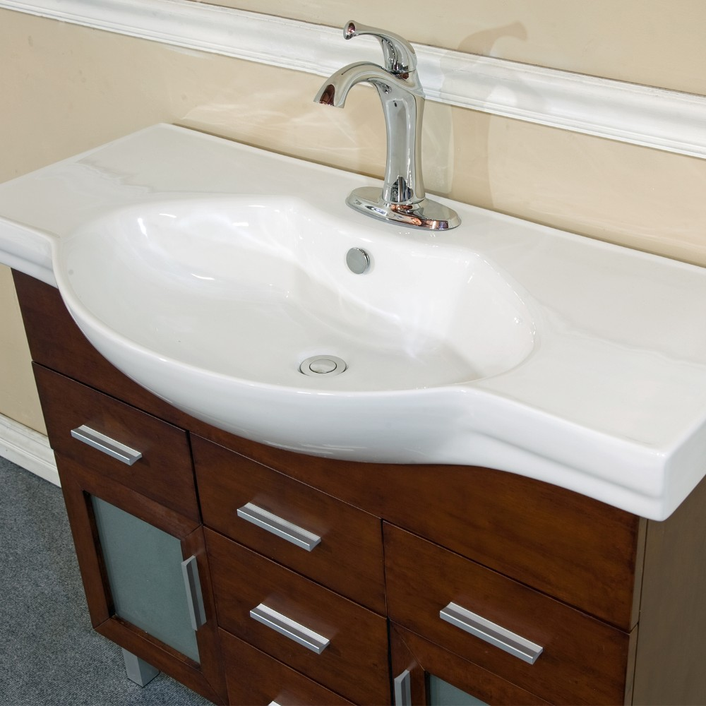 Integrated Ceramic Sink Top