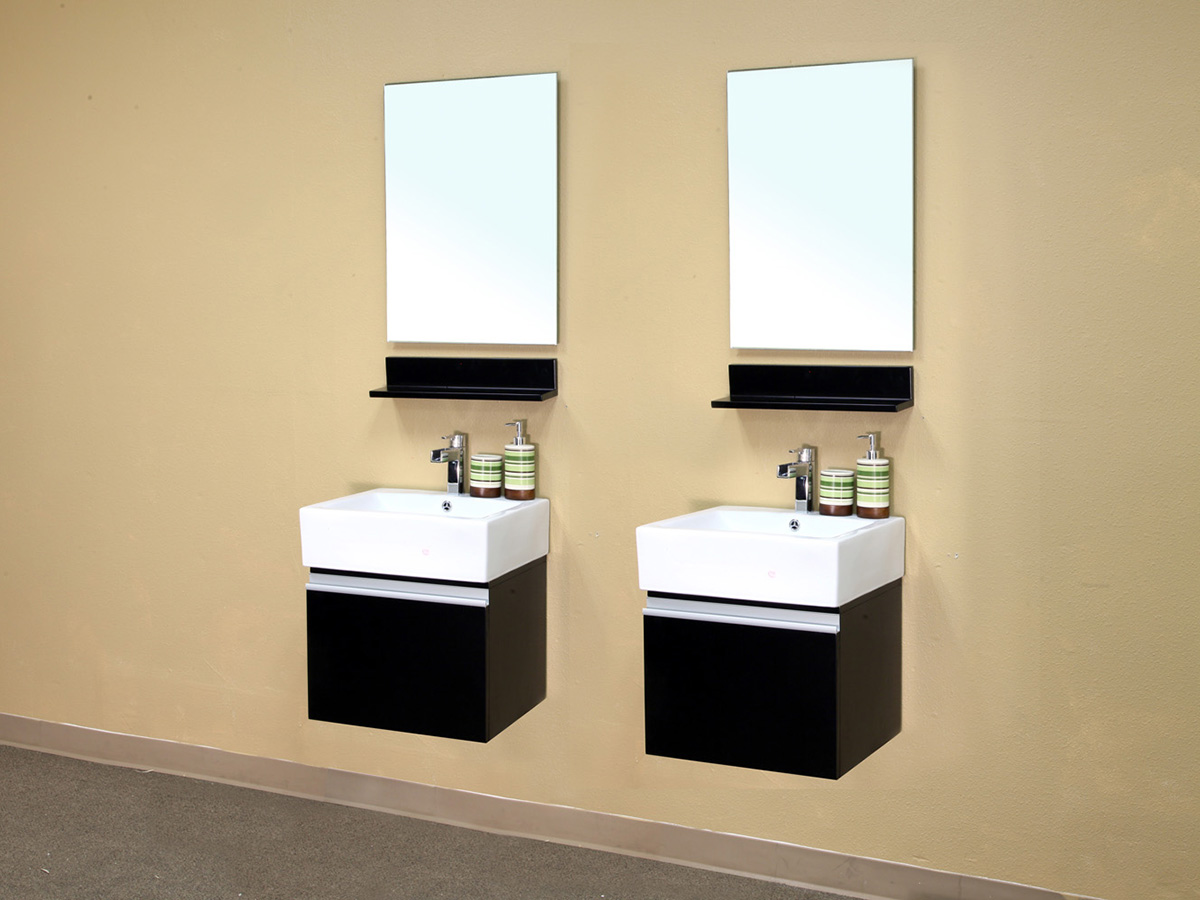 "41"" Loreto Double Sink Vanity"
