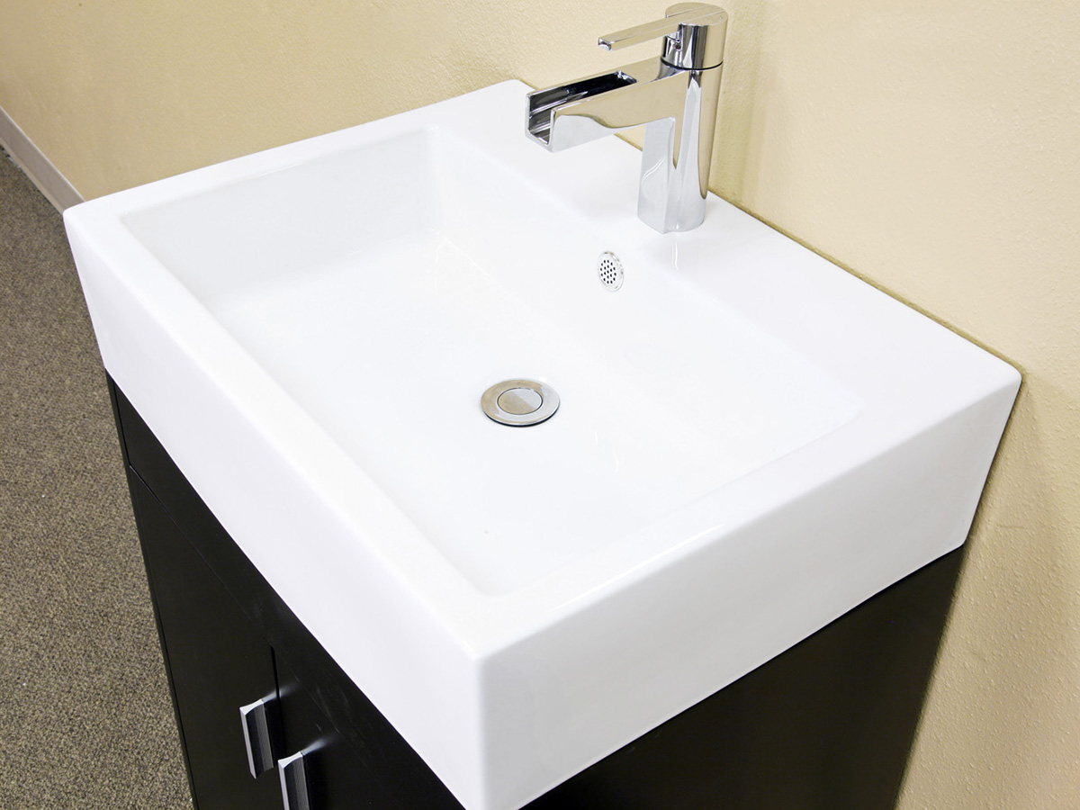 Ceramic Integrated Sink Top