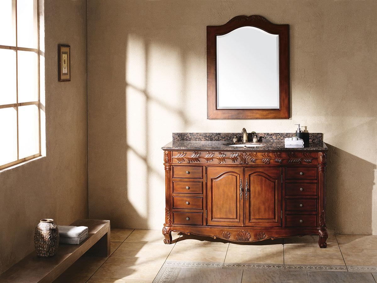 "60"" Parlero Single Bath Vanity"