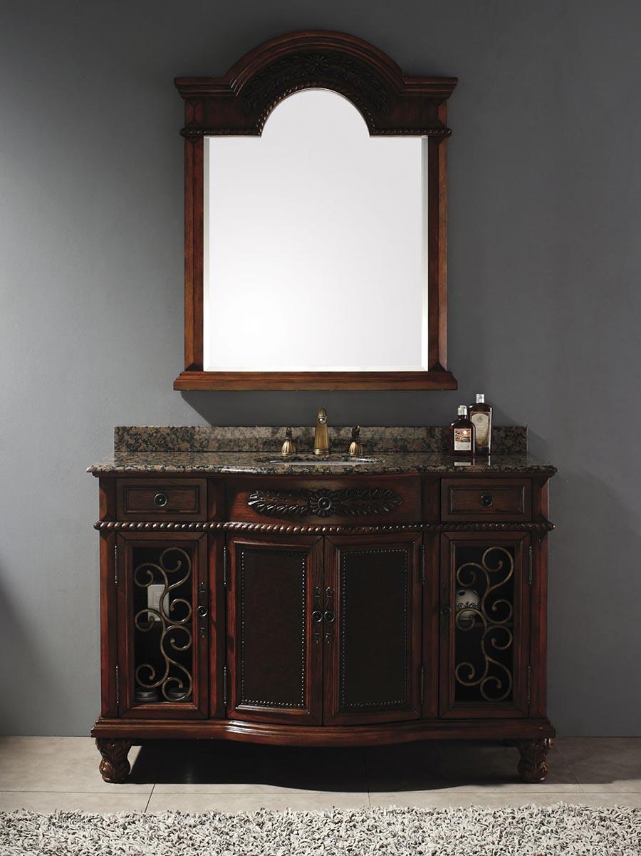 "53"" Langreo Single Bath Vanity"