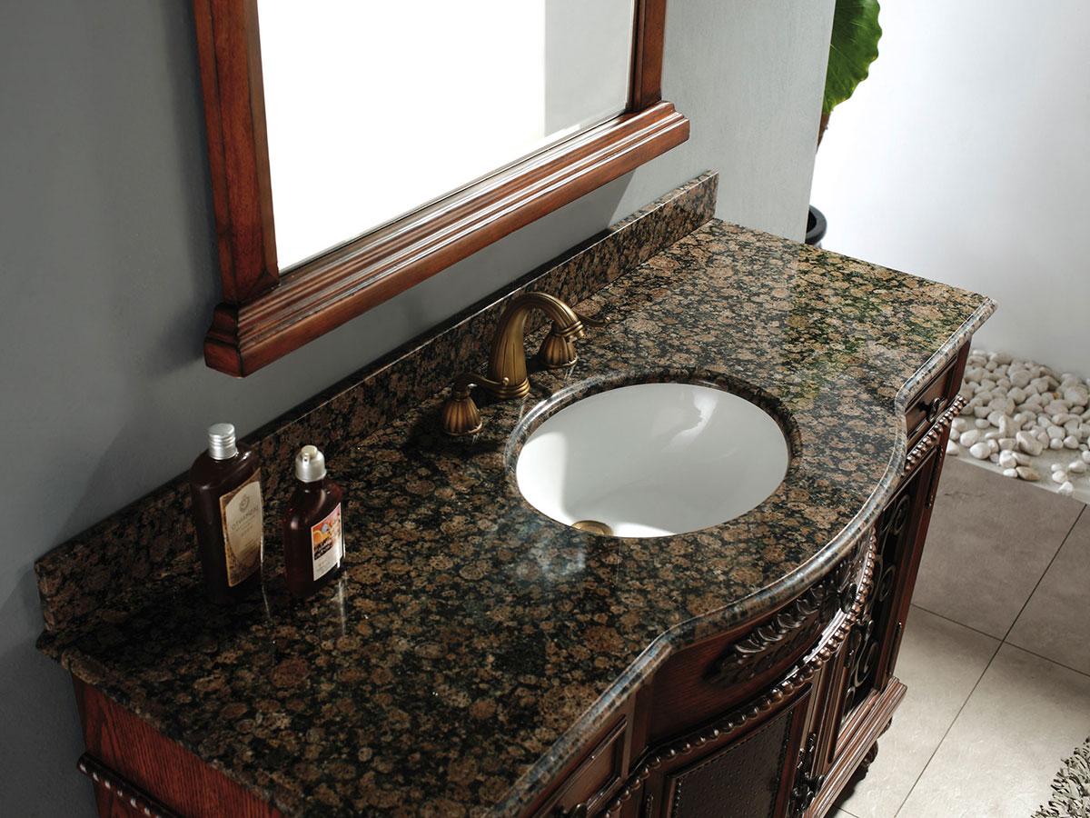 Baltic Brown Granite Top
