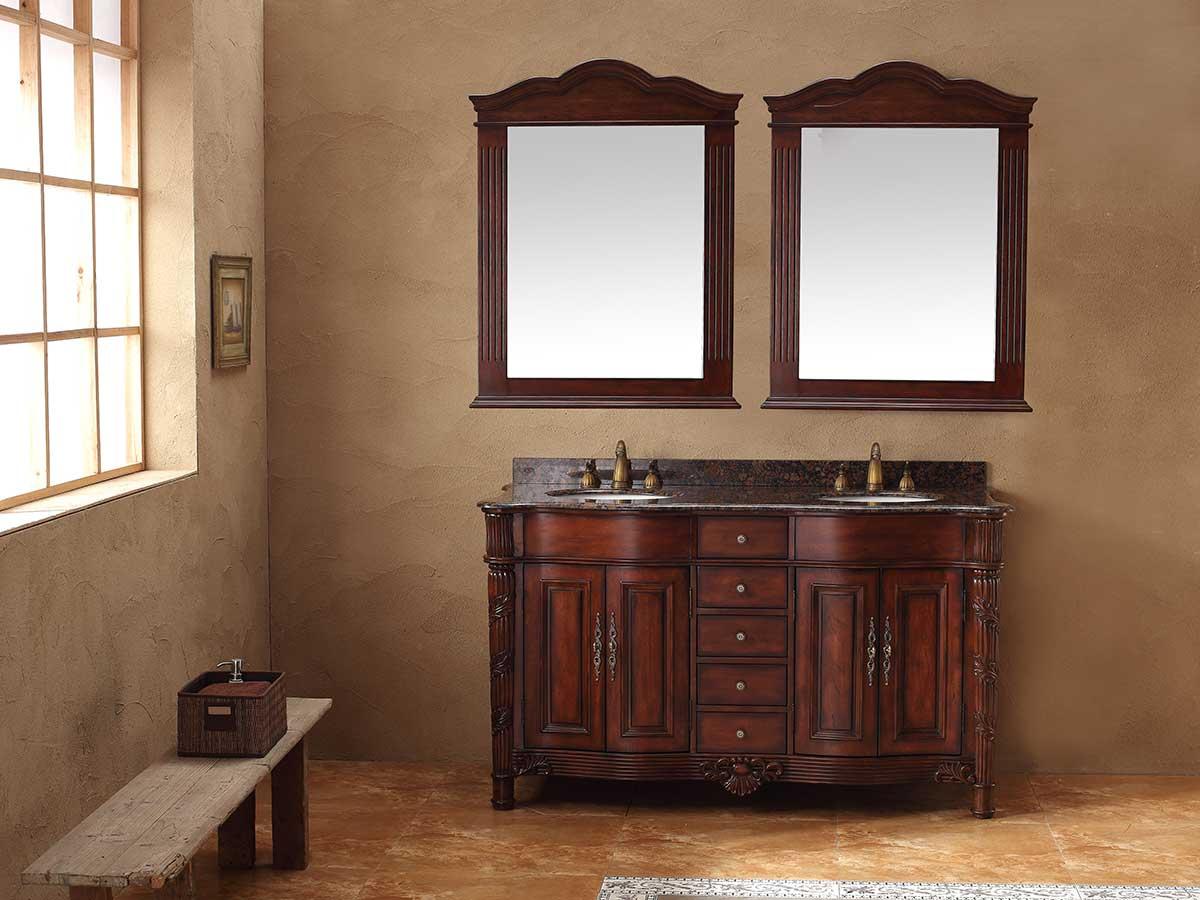 "60"" Pembroke Double Sink Vanity"