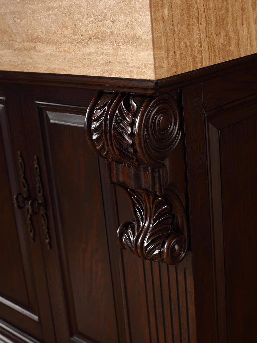 Hand Carved Details