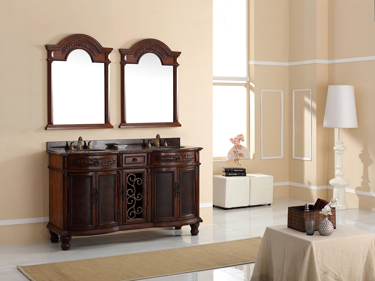 "60"" Langreo Double Sink Vanity"
