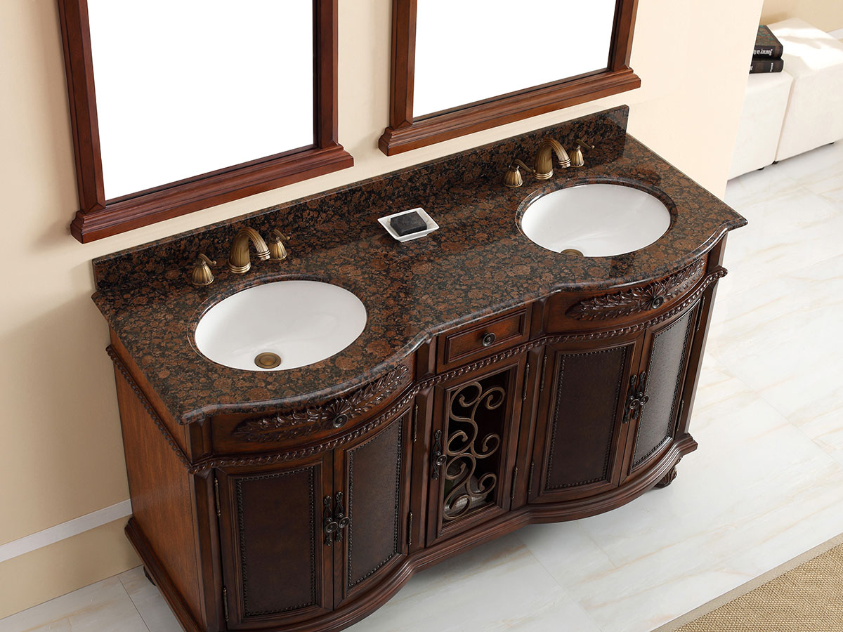 Baltic Brown Granite Top